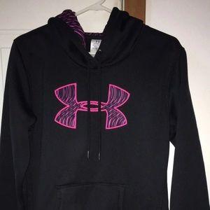 Women's under armour hoodie